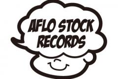アフロストックレコード ロゴ